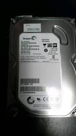 """500gb 3.5"""" hard drive"""
