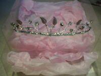 Bride Bridesmaid tiara worn once like new