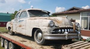 1954 Desoto Coupe yes a real Coupe