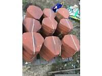 Roof Tiles - TBS Specialist Products, Border Oak colour, 3000+ tiles