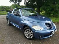CHRYSLER PT CRUISER CONVERTIBLE AUTOMATIC 2008 FULL MAIN DEALER SERVICE HISTORY 10 MONTHS MOT