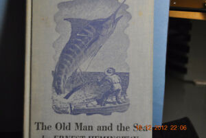THE OLD MAN AND THE SEA (1ST CANADIAN SCHOOL ED. W/A.)
