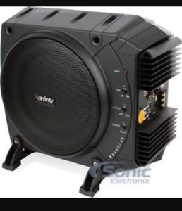 Infinity 10 inch subwoofer