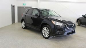 2014 Mazda CX-5 GT - One owner, Accident free, Leather