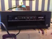 Colour Wifi printer