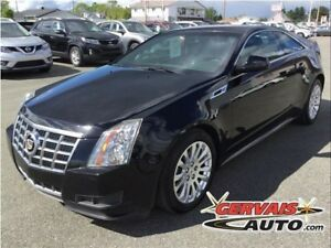 Cadillac CTS Coupe AWD V6 Cuir MAGS 2013