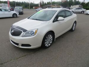 2015 Buick Verano SUNROOF, LEATHER TRIMMED SEATS!!
