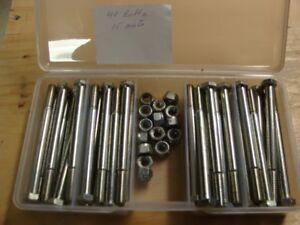 Mixed supplies bolts , screws