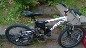 BIKE 16'' OR 18'' IN GOOD CONDITION