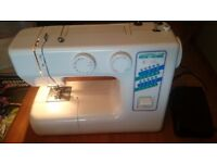 Janome JD 1818 sewing machine with sewing kit
