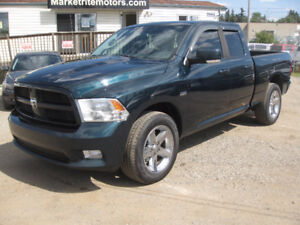 2011 Dodge Ram 1500 SPORT with Navigation and Sunroof