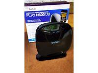 Belkin Play N600 DB Wireless Dual-Band N+ Router