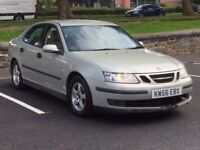 2007 SAAB 9-3 DIESEL * 1.9 TDI * AUTOMATIC * HALF LEATHER * S/HISTORY * PART EXCHANGE * DELIVERY *
