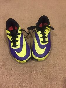 Indoor Soccer Shoes Size 1