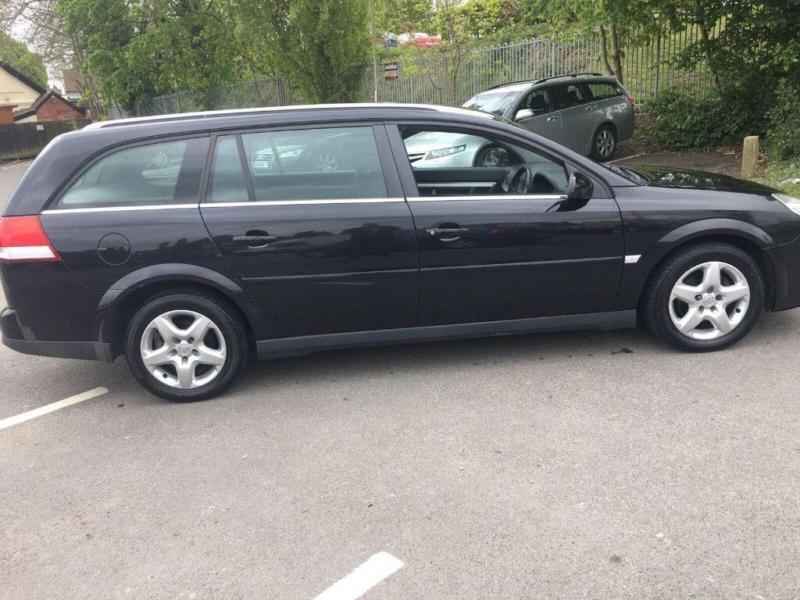 2007 57 VAUXHALL VECTRA 1.9 CDTI EXCLUSIVE NAV ESTATE GOOD MOT 6 SPEED CRUISE PX
