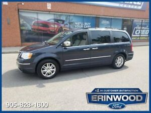2008 Chrysler Town & Country LimitedStow & Go / Navi / Dual DVD