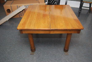 Old Maple Table