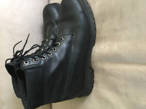 """TIMBERLAND Icon 6"""" boots Men's 10.5"""