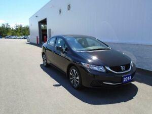 2013 Honda Civic EX (Dealer Serviced)