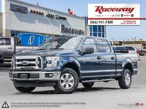 2016 Ford F-150 XLT| SUPERCREW | 4x4 | LEATHER |
