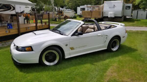 2004 Ford Mustang LX Convertible