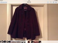 Next Purple coat