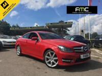 2014 Mercedes-Benz C220CDI AMG Sport Plus 7G Auto**Full History**