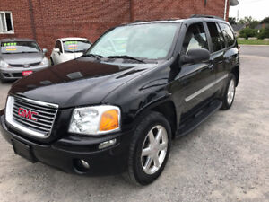 2007 GMC ENVOY SLT 4X4 FULLY LOADED Only 116000 Km