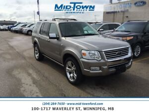 2008 Ford Explorer Limited AWD