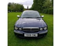 jaguar x type 2006