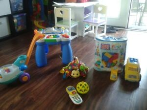 Brand Name Lot of Toys