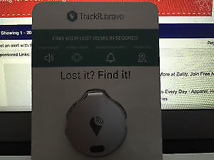 Never lose anything again...especially your kids...TrackR bravo