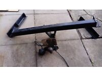 TOW BAR FITS ALL VW VEHICLE'S. VW GOLF, VW PASSAT, VW POLO, VW BEETLE, VW CAMPERVAN, VW TRANSPORTER