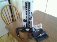 Hawksley blood pressure machine.