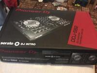 Pioneer DJ deck
