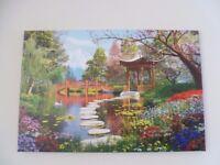 Gardens of Fuji Canvas - Excellent Condition