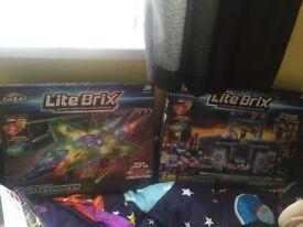 Litebrix sets