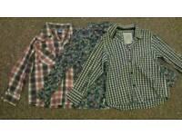 Boys bundle of shirts 7 years.