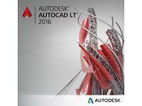 AutoCad LT 2016 Full Version 32bit&64bit