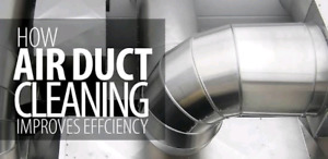 100% SATISFACTION FOR DUCT CLEANING WITH UNLIMITED VENTS $129.99