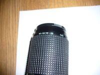 Pentacon Prakticar PB 80-200mm 4.5-5.6 MC Macro Zoom Lens