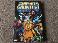 The Infinity Gauntlet Graphic Novel