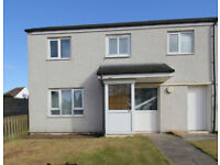Lossiemouth 3 bedroom house to let