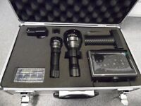 Night vision full add on kit with built in battery .(FOR SALE)