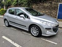 PEUGEOT 308 SR HDI SPECIAL EDITION 5DR - SAT NAT & BLUETOOTH - LOW 58,000 MILES