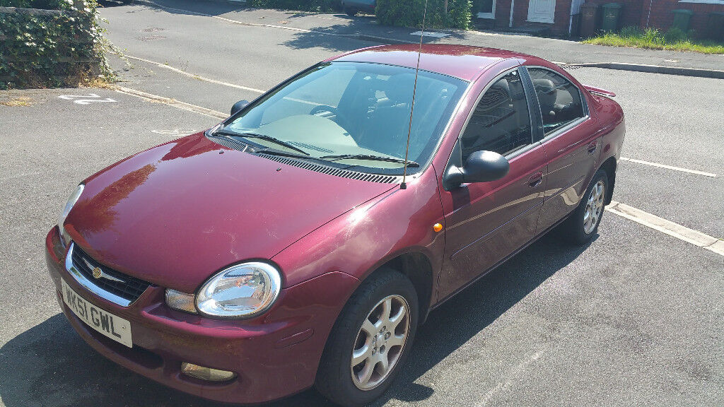 2002 Chrysler Neon 2.0L Automatic Petrol