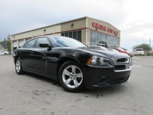 2012 Dodge Charger SE, ALLOYS, A/C, ONLY 61K!