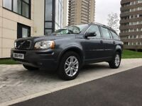 2007│Volvo XC90 2.4 D5 SE Estate Geartronic AWD 5dr│FULL SERVICE HISTORY│HPI CLEAR│1 YEAR MOT
