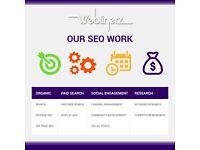 SEO Campaign, Website Traffic, Higher Rankings | Social Optimisation | Google Ads | Email Marketing