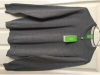 Hugo Boss - Crew Neck Jumper (M) - New with Tags.